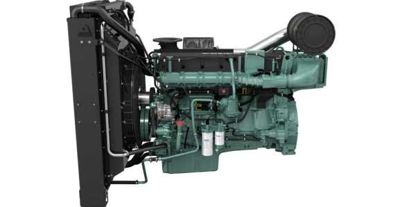 دیزل ژنراتور ولوو TWD1645GE