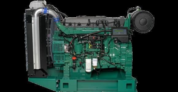 دیزل ژنراتور ولوو مدل TAD1344GE
