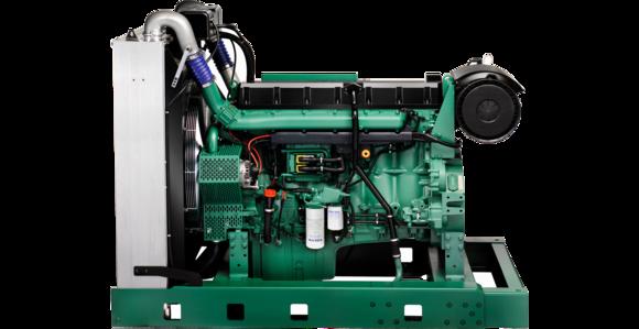 دیزل ژنراتور ولوو مدل TAD1641GE