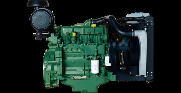 دیزل ژنراتور ولوو مدل TAD531GE