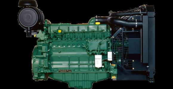 دیزل ژنراتور ولوو مدل TAD731GE