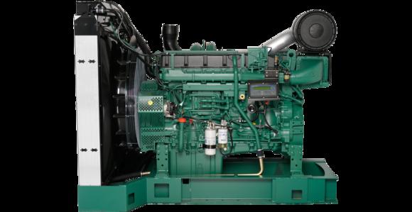 دیزل ژنراتور ولوو مدل TAD1643GE