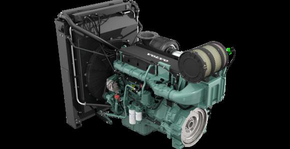 دیزل ژنراتور ولوو مدل TWD1644GE