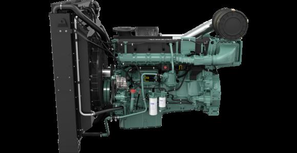 دیزل ژنراتور ولوو مدل TWD1645GE