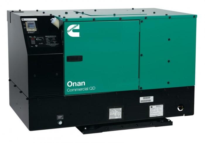 انواع موتور برق دیزلی ژنراتور بی صدا یا کم صدا