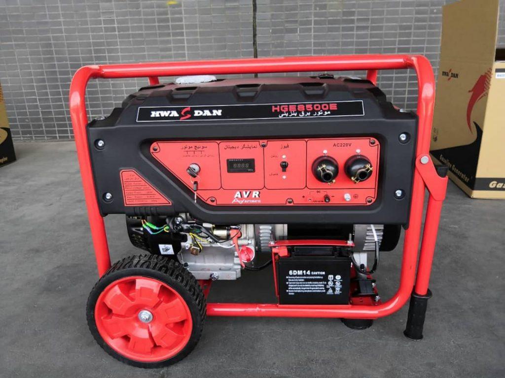 کاربرد موتور برق