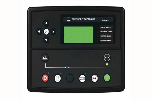 معرفی بردهای DSE8610 , DSE8620 اناوع برد کنترل دیزل ژنزاتور