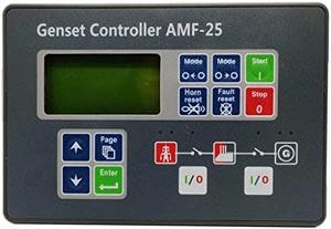 برد دیزل ژنراتور COMAP AMF25