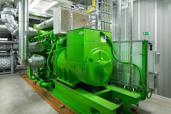 سیستم CHP برای تولید همزمان برق و حرارت